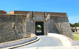 La forteresse de San Fernando Photographie stock libre de droits