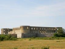 La forteresse II de Borgholm Photo libre de droits