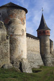 La forteresse médiévale photo stock