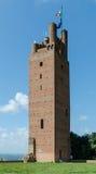 La forteresse, San Miniato (Toscane) Photo libre de droits