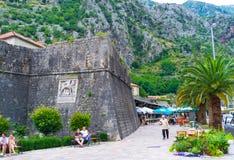 La forteresse vénitienne Photographie stock