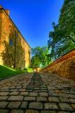 La fortezza di Akershus, Oslo Fotografie Stock