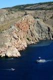 La fortezza di Genova di Chembalo Immagini Stock Libere da Diritti