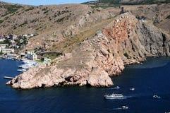 La fortezza di Genova di Chembalo Fotografia Stock Libera da Diritti