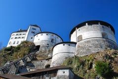 La fortezza di Kufstein, Tirolo, Austria Immagine Stock Libera da Diritti