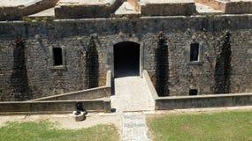 La fortezza di San Fernando immagine stock