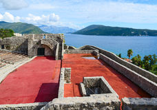 La fortezza Kanli Kula (torre sanguinosa), Castelnuovo, Montenegro Fotografia Stock Libera da Diritti