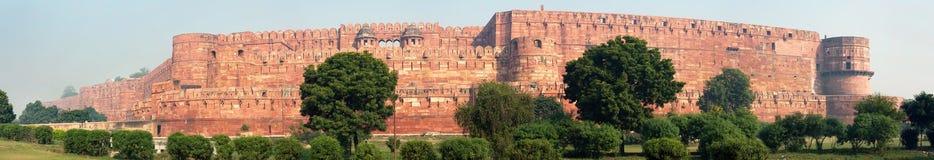 La fortificazione di Agra Fotografie Stock