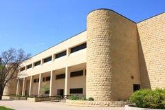 La fortificazione di Rarick Corridoio rivolta il fieno l'università di Stato Fotografie Stock Libere da Diritti