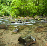 LA Fortuna river Stock Photo