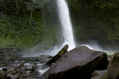 La-Fortuna-Wasserfall Stockfoto