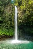 La-Fortuna-Wasserfall stockbilder
