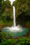 La Fortuna Waterfall, Costa Rica Stock Photos