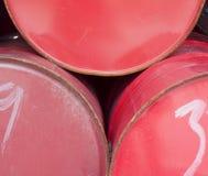 Bidones de aceite Fotografía de archivo libre de regalías