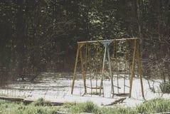 la foto de los oscilaciones se ahogó en un pantano Foto de archivo