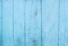 La foto del legno blu si imbarca sulla struttura fotografia stock libera da diritti