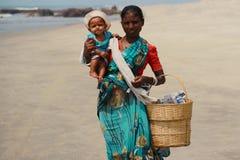 Población de la India foto de archivo libre de regalías