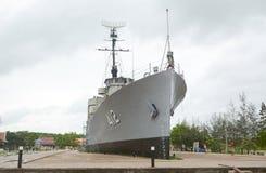 La frégate royale de marine Image libre de droits