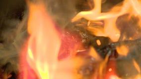 La fragua, subió, florece, para hacer candente, símbolo, muestra metrajes