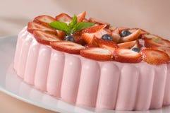 La fraise Gélifient-o Photos libres de droits