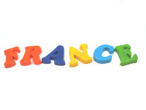 la France Photo stock
