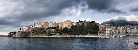 La France, Corse, Bastia Photos stock