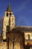 La France, Paris : Pres de DES de Germain de saint Photo stock