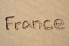 La Francia Immagini Stock