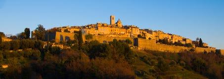 La Francia, Alpes Maritimes, san Paul de Vence Fotografie Stock Libere da Diritti
