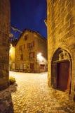 La Francia, Alvernia, Besse Fotografia Stock Libera da Diritti