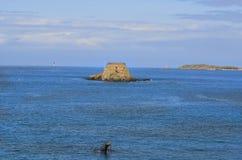 La Francia, Brittany Fotografia Stock Libera da Diritti