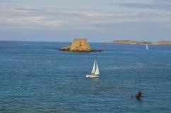 La Francia, Brittany Fotografie Stock