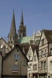 La Francia, Chartres Fotografie Stock