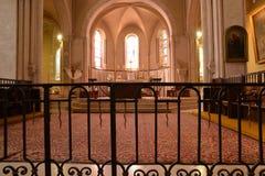La Francia, città pittoresca di Sancerre in Cher immagine stock libera da diritti