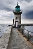 La Francia, Corsica, Bastia Fotografia Stock