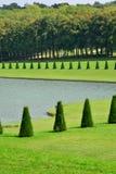 La Francia, il parco pittoresco di Marly le Roi Fotografia Stock Libera da Diritti
