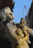 La Francia; Lione; Lione; Disponga la fontana dei jacobins del DES immagine stock libera da diritti