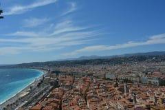 La Francia, Nizza Fotografia Stock Libera da Diritti