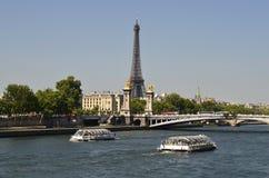 La Francia, Parigi Immagine Stock Libera da Diritti