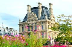La Francia, Parigi: Palazzo della feritoia Immagini Stock Libere da Diritti