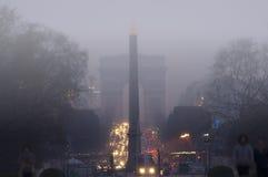 La Francia - Parigi - Place de la Concorde Immagini Stock Libere da Diritti