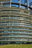 La Francia, Parlamento Europeo di Strasburgo Fotografia Stock