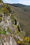 La Francia, Roche pittoresco d Oetre nel sur Orne di Philibert del san Fotografia Stock Libera da Diritti