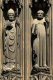 La Francia Rouen: la cattedrale gotica di Rouen Fotografia Stock Libera da Diritti