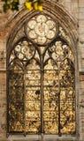 La Francia Rouen: la cattedrale gotica di Rouen Immagini Stock Libere da Diritti