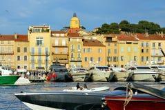 La Francia - Saint Tropez Immagine Stock