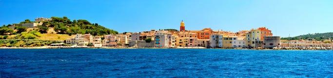 La Francia - Saint Tropez Fotografia Stock