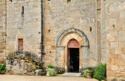 La Francia, villaggio pittoresco del san Jean de Cole Immagini Stock Libere da Diritti