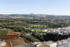 La Frontera de Arcos de andalusian spain Foto de Stock Royalty Free