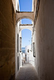 La Frontera di Arcos de Fotografie Stock
